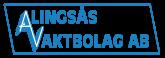 Alingsås Vaktbolag Logotyp